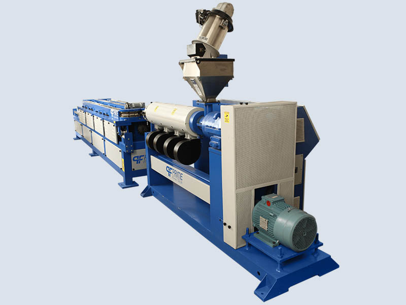 hdpe extrution machinery